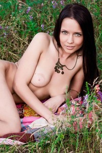 Model Lina in Sexy Lina